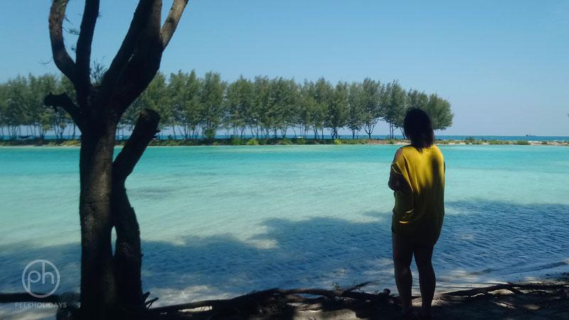 Peek Holidays – Livingseas - Thousand Islands - Payung Island