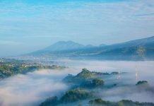 peekholidays-tebing keraton morning view